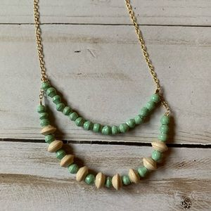 31 Bits beaded necklace